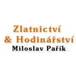 Pařík Miloslav – logo společnosti