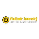 Vladimír Janovský - elektronické zabezpečovací systémy – logo společnosti