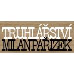Pařízek Milan - TRUHLÁŘSTVÍ – logo společnosti