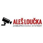 Loučka Aleš- zabezpečovací systémy – logo společnosti