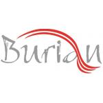 KADEŘNICKÝ VELKOOBCHOD BURIAN – logo společnosti