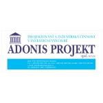 ADONIS PROJEKT, spol. s r.o. – logo společnosti