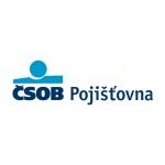ČSOB Pojišťovna, a. s., člen holdingu ČSOB (pobočka Mladá Boleslav, tř. Václava Klementa) – logo společnosti