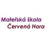 MŠ Červená Hora 58, 549 41 Červený Kostelec – logo společnosti