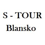 S - TOUR Blansko, s.r.o. – logo společnosti