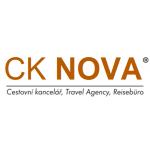 Cestovní kancelář NOVA s.r.o. – logo společnosti