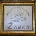 Sklenářství ŽABKA s.r.o. – logo společnosti