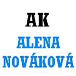 Nováková Alena, JUDr. – logo společnosti
