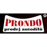 PRONDO, s.r.o. (pobočka Jičín) – logo společnosti