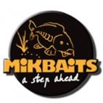RYBÁŘSKÉ POTŘEBY MIKBAITS – logo společnosti