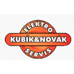 ELEKTRO KUBÍK & NOVÁK s.r.o. – logo společnosti