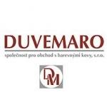 Duvemaro, společnost s ručením omezeným (pobočka Kosmonosy) – logo společnosti