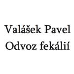 Valášek Pavel - Odvoz fekálií – logo společnosti