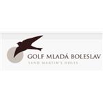 GOLF MLADÁ BOLESLAV – logo společnosti