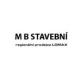 M B Stavební spol. s r.o. – logo společnosti