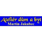 Ateliér dům a byt Martin Jakubec – logo společnosti