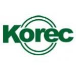 KOREC, s.r.o. (výdejní místo, půjčovna brusek) – logo společnosti