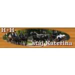 H+H stáj Kateřina - Jiří Hladík – logo společnosti