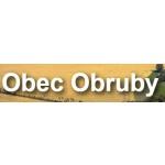 Obec Obruby – logo společnosti