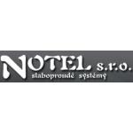 NOTEL - slaboproudé systémy s.r.o. – logo společnosti