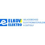 ELKOV elektro a.s. - elektroinstalační materiál – logo společnosti