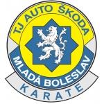 Karate TJ Auto Škoda Mladá Boleslav – logo společnosti