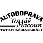Macoun Tomáš - Prodej sypkých materiálů Kočí a Chrudim – logo společnosti