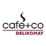 DELIKOMAT s.r.o. - nápojové, prodejní automaty – logo společnosti