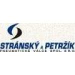 STRÁNSKÝ A PETRŽÍK, PNEUMATICKÉ VÁLCE, spol. s r.o. – logo společnosti