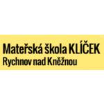 Mateřská škola Klíček Rychnov nad Kněžnou – logo společnosti