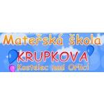 Mateřská škola Kostelec nad Orlicí, Krupkova – logo společnosti