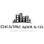 D.K. STAV, spol. s r.o – logo společnosti