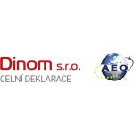 DINOM,s.r.o. – logo společnosti