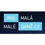 Ing. Ivana Malá - daňový poradce Praha – logo společnosti