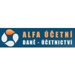 Alfa účetní, s.r.o. – logo společnosti