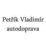 Petřík Vladimír- autodoprava – logo společnosti