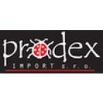 PRODEX Import s.r.o. – logo společnosti