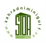STOA-Zahradní minigolf s.r.o. – logo společnosti