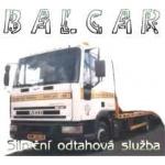 Balcar Jan - ODTAHOVÁ SLUŽBA – logo společnosti