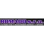 ROMADO s.r.o. – logo společnosti