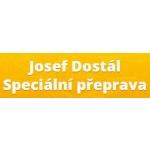 Josef Dostál - kontejnerová doprava – logo společnosti