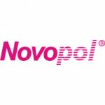 NOVOPOL, a.s. - Pěnový polystyren a nasávaná kartonáž – logo společnosti