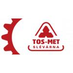 TOS - MET slévárna a.s. – logo společnosti
