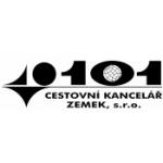 101 Cestovní kancelář Zemek, s.r.o. – logo společnosti