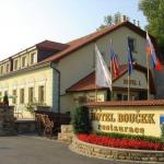 Hotel Bouček – logo společnosti