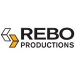 REBO PRODUCTIONS CZ, spol. s r.o. – logo společnosti
