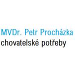 MVDr. Petr Procházka - chovatelské potřeby – logo společnosti