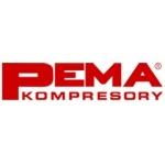 Kompresory PEMA, s.r.o. (pobočka Praha) – logo společnosti