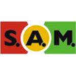 S.A.M. Holding s.r.o. (pobočka Miletín, Trotinka 375) – logo společnosti