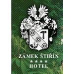 Zámek Štiřín (pobočka Kamenice-Štiřín) – logo společnosti